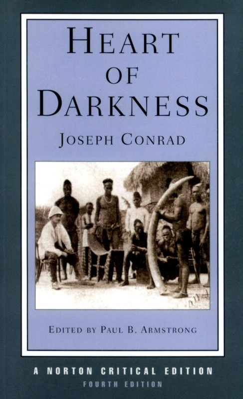 the symbolism of horror in heart of darkness by joseph conrad Home → sparknotes → literature study guides → heart of darkness heart of darkness joseph conrad table of contents symbols key facts.
